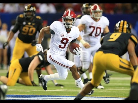 2014 SEC Championship - #16 Missouri vs. #1 Alabama (HD)