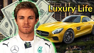 Nico Rosberg Luxury Lifestyle | Bio, Family, Net worth, Earning, House, Cars