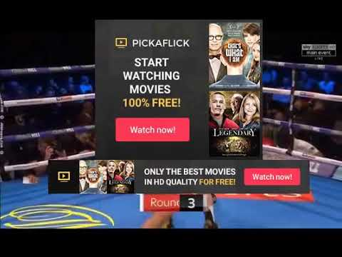 Paul Butler vs Stuart Hall Full FIGHT 2017-09-30