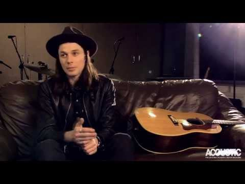 Interview: James Bay on songwriting