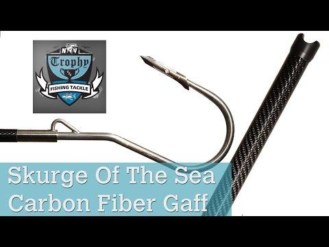 Skurge of the Sea Carbon Fiber Gaff
