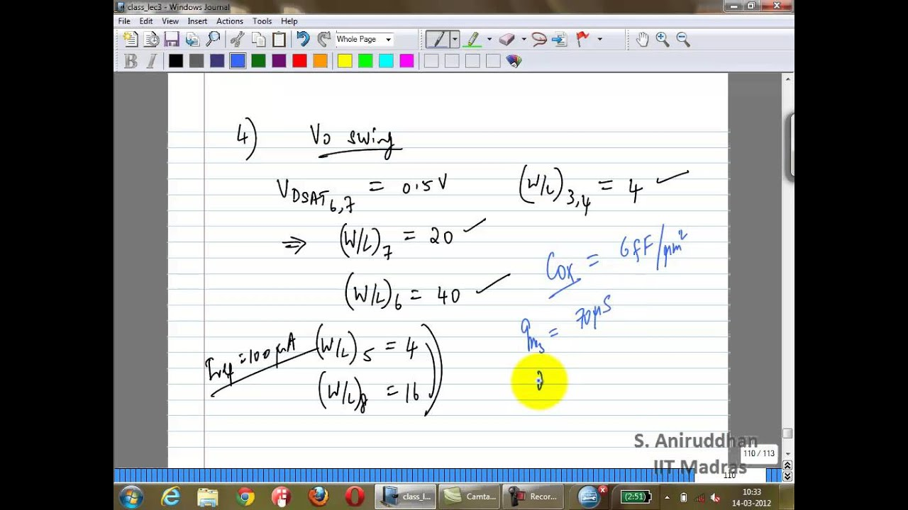 28 Two Stage Operational Amplifier Opamp Design 2 Bipolar Mosfet Circuits Tutorial Pmos Cascode Load Amplifiers
