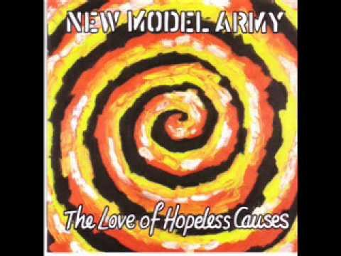 New Model Army - Understand U