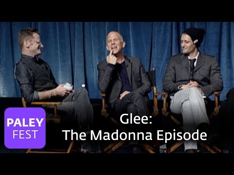Glee - Ryan Murphy on the Madonna Episode (Paley Center Interview)