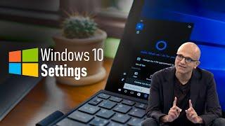 Windows Immersive & Control Panel - Win A-Z Pt9