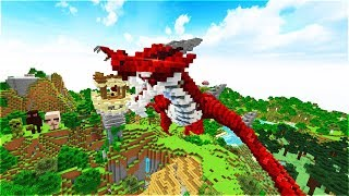 IL DRAGO LEGGENDARIO! Speed Build -  Minecraft ITA #165
