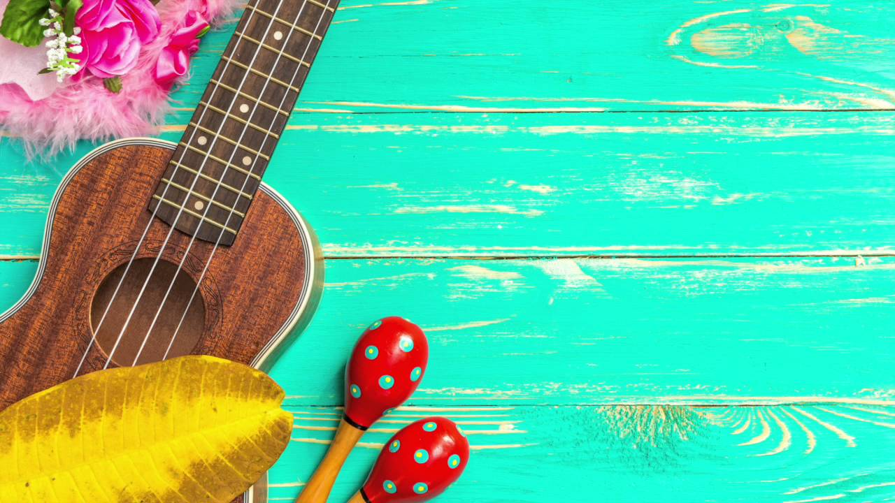 Music Background Stock Photos and Images