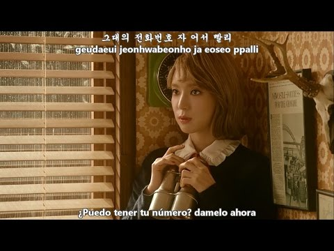 AoA - Excuse Me MV [Sub Español + Hangul + Rom] HD