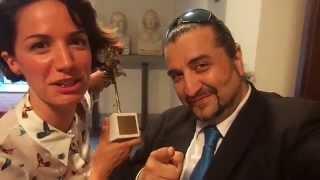 ANDREA DELOGU VINCE IL PREMIO SIMPATIA 2014 E VI SALUTA CON IL SALUTATORE DEL BLOG