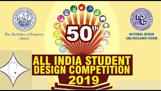 NDRF-IEI I All India Student Design Competition (2019)