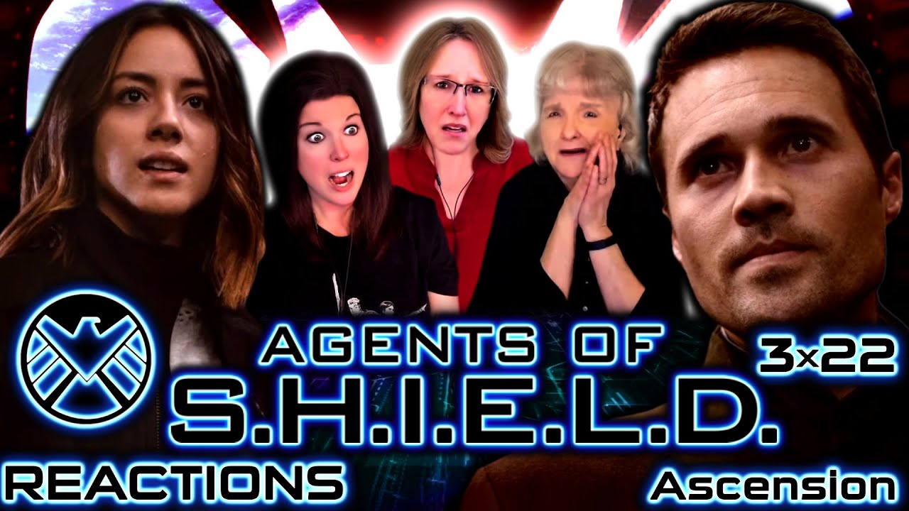 Download Agents of SHIELD 3x22   Ascension   AKIMA Reactions