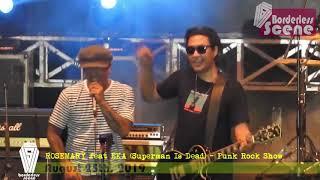 ROSEMARY Punk Rock Show Eka Rock Indie Bash Festival 2019 MP3