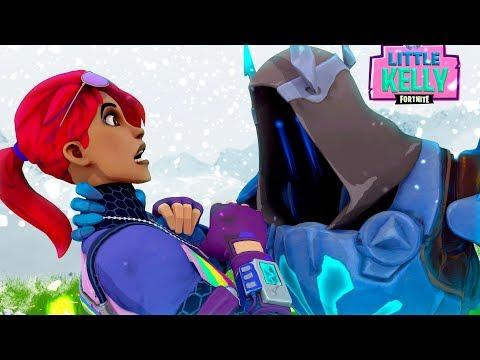 SAVING LITTLE KELLY FROM THE ICE KING - Fortnite Short Film - SEASON 7