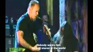 Iron Man Metallica ( Black Sabbath cover) lyrics