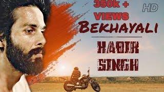 JH Production Official || Bekhayali || Kabir Singh
