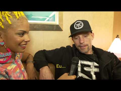Entrevista com Ami James - Chilli Beans Fashion Cruise 2015 - Parte 1