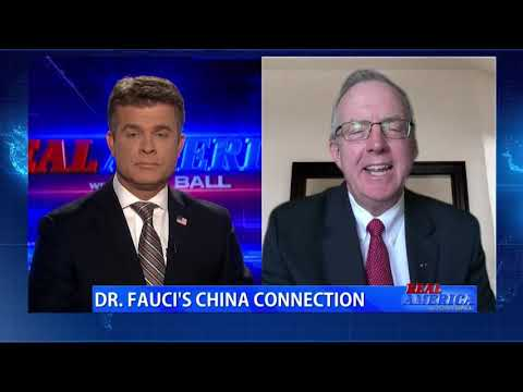 "Farrell on NEW Fauci Emails: ""China's Trying to Restrict & Control Info on COVID-19!&q"