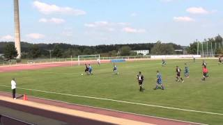 FSA Pokal 1 Runde: Blankenburger FV - 1. FC Lok Stendal