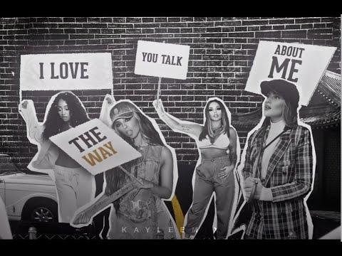 Little Mix - Wasabi (Lyric Video, Fan Made)