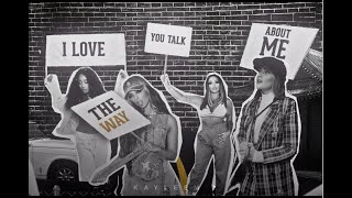 Little Mix - Wasabi (Lyric Video, fan made)