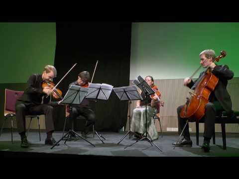 KONCZ QUARTETT - DVOŘÁK, String Quartet in A flat Major, Op 105