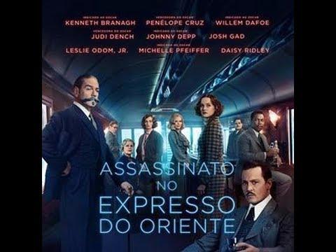 Assassinato no Expresso do Oriente (Murder on the Orient Express) - 30/11/2017, Trailer 1, Legendado