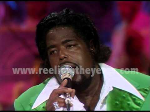 Barry White Cant Get Enough Of Your Love, Babe  1977 Reelin In The Years Archives