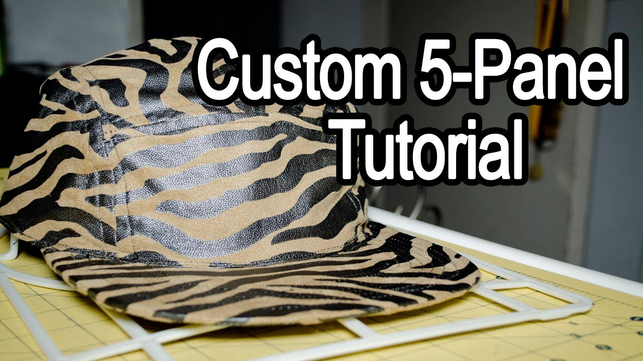 DIY: How to make a 5 Panel | From Scratch #4 - YouTube