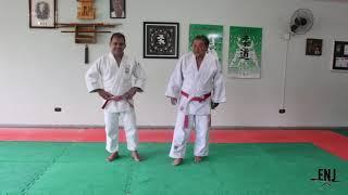 140º Dia Dos 1000 Dias De Kimono E O Golpe Predileto Do Sensei.Sensei Leonel Yoshiki Matsumoto K...