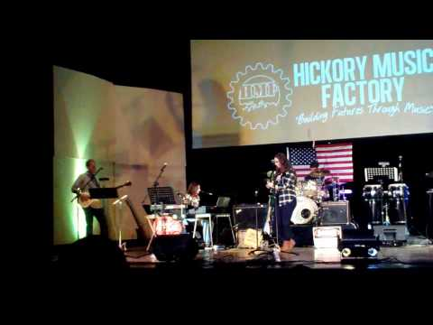 Hickory music factory 1 Saturday Feb 2017