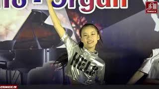 Nhảy hiện đại Baam Momoland tại Kids Music Việt Trì