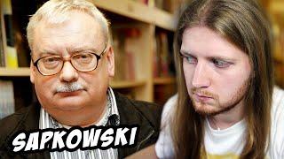 Dlaczego Andrzej Sapkowski nienawidzi gier zWiedźminem?