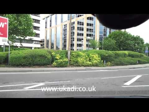 The UK Practical Test Talking To Driving Examiners