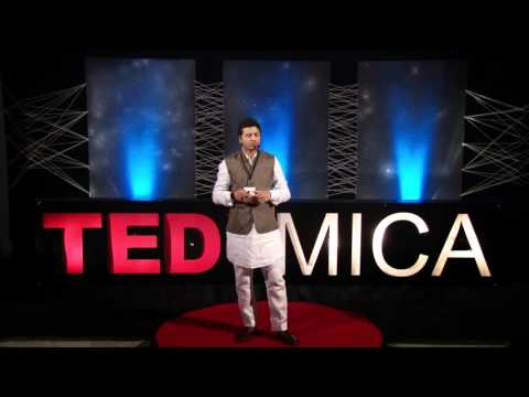 Business in Space: One Giant Step | Sourabh Kaushal | TEDxMICA