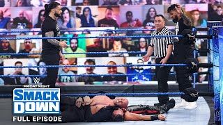 WWE SmackDown Full Episode, 08 January 2021