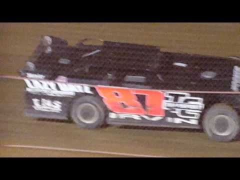 Hesston speedway limited late model feature 9/4/16