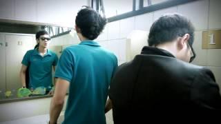 Repeat youtube video ลูกผู้ชาย!! วัดกันในห้องน้ำ