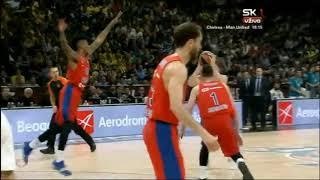 Luka Dončić HIGHLIGHTS vs CSKA FINAL 4 ; 16 PTS, 7 REB, 2 AST INDEX 18!