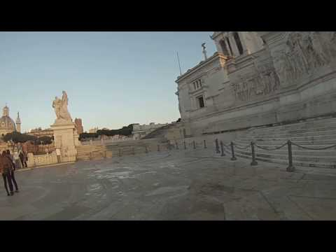 The Tomb of the Unknown Soldier - FULL VIDEO TOUR (Rome, Italy)
