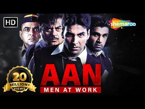 Download Aan-Men At Work (HD) | Akshay Kumar | Sunil Shetty | Shatrugha Sinha | Bollywood Action Movie