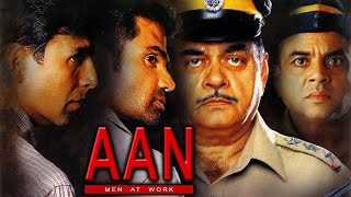 Aan-Men At Work (HD) | Akshay Kumar | Sunil Shetty | Shatrugha Sinha | Bollywood Action Movie
