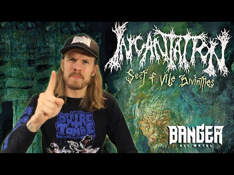INCANTATION Sect Of Vile Divinities Album Review | Overkill Reviews