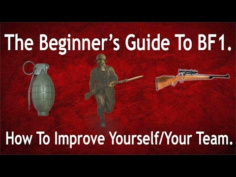 The Beginner's Guide To Battlefield 1. How To Improve Yourself And Your Team