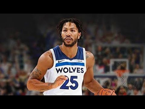 Derrick Rose Signs with Timberwolves and Reunites with Jimmy Butler!