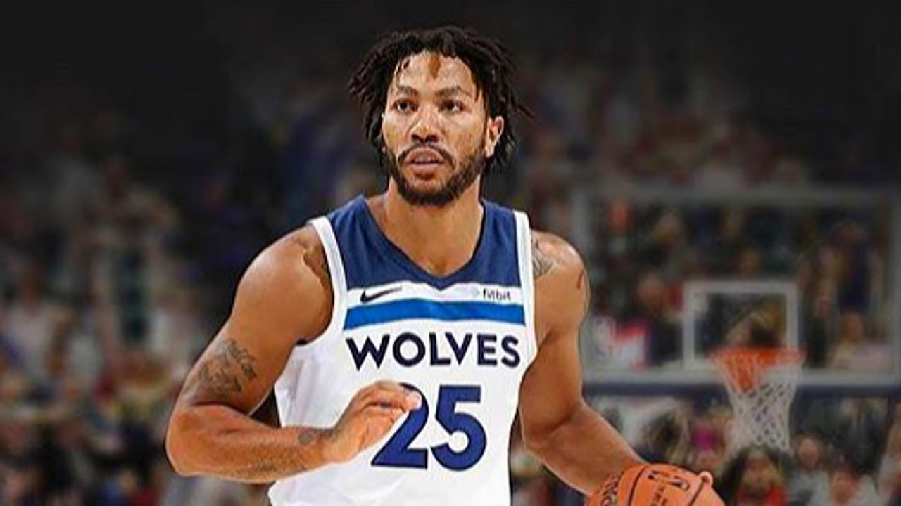 c8e7067af Derrick Rose Signs with Timberwolves and Reunites with Jimmy Butler ...