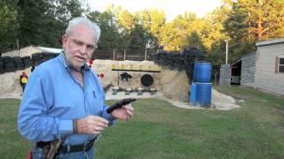 Smith & Wesson Model 351PD .22 Magnum Revolver