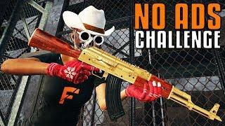 NO ADS CHALLENGE | PUBG