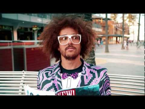 Redfoo - Let's Get Ridiculous (Radio Edit) [HQ Music]