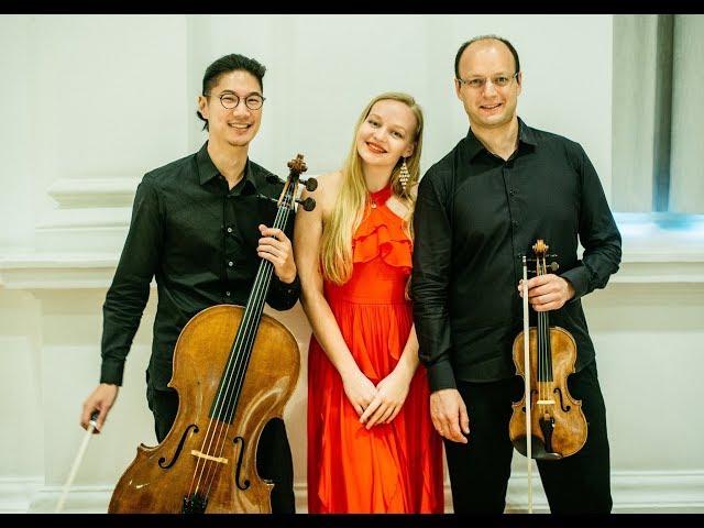 Arensky's Piano Trio No. 1 in D minor, Op. 32: I. Allegro moderato