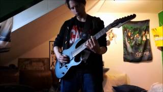 Megadeth - Have Cool, Will Travel (Cover) (VGS Soulmaster 7 Evertune)